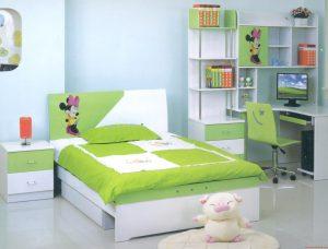 ألوان غرف نوم أطفال