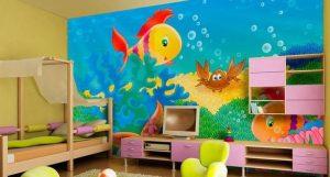 نصائح اختيار غرف اطفال