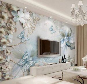 أشكال ديكور حائط